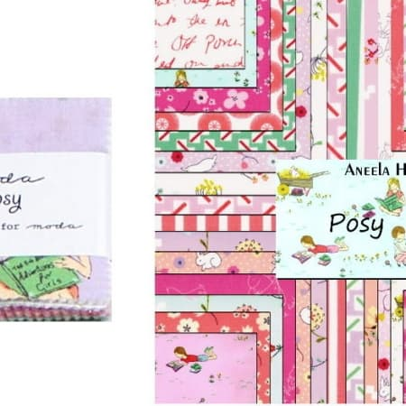 "Posy 2.5"" Charm Pack-0"