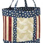 Stars & Stripes Handbag - Purse / Bag Kit-0