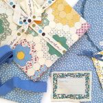 Learn to Sew My First Quilt / Blue-0