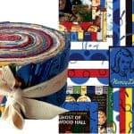 Get a Clue Nancy Drew Moda Jelly Roll-0