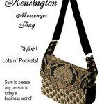 Kensington Messenger Bag - Kit-0