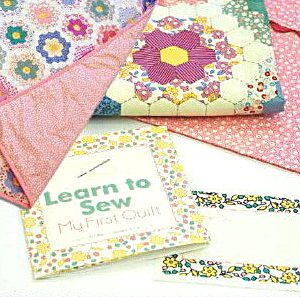 Learn to Sew My First Quilt / Pink-0