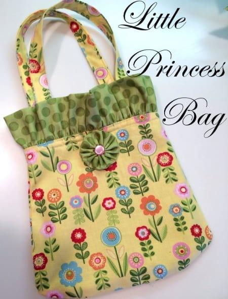 Little Princess Purse / Handbag Kit-0