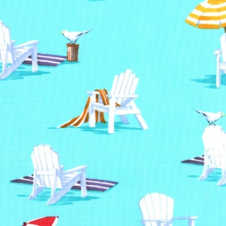 Ocean View - 39001 14 - Beach Chairs Aqua-0