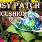 Posy Patch Pincushion Kit-0