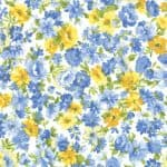 Summer Breeze - 32464 15 - Floral Ivory-0