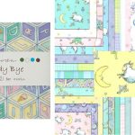 "Beddy Bye Flannels 5"" Charm Pack-0"