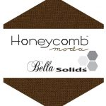BROWN Moda Honeycomb + Free Pattern-0