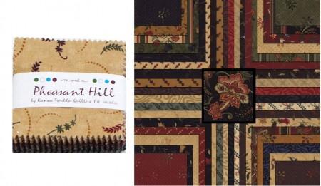 "Pheasant Hill 2.5"" Charm Pack-0"
