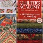 Quilter's Academy Vol. 1-0