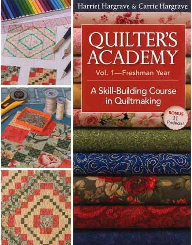 Quilter's Academy Vol. 1-0