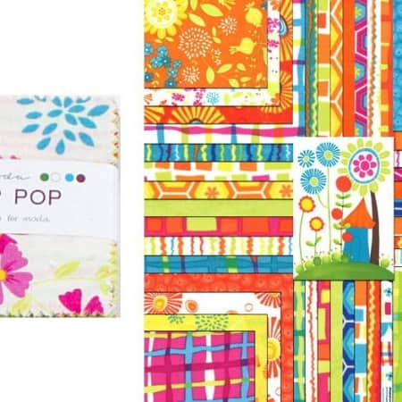 "Snap Pop 2.5"" Charm Pack-0"