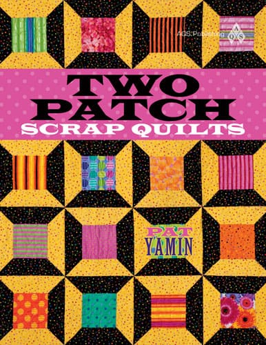 Two Patch Scrap Quilts-0