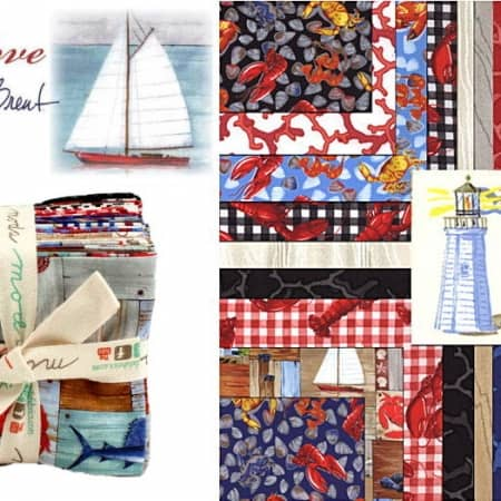 Beacon Cove Fat Quarter Bundle-0