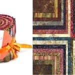 Paint Box Batik Jelly Roll Highlight-0