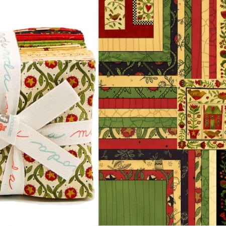 Round Robin Fat Quarter Bundle-0