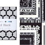 """Shades of Black 5"""" Charm Pack-0"""