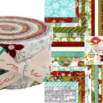 Aspen Frost Moda Jelly Roll-0