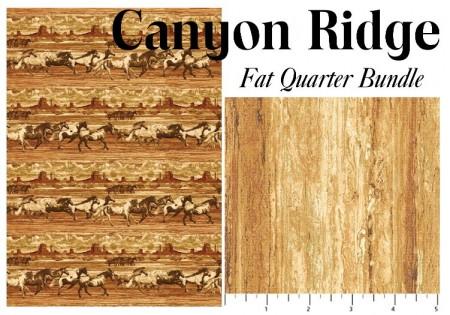 Canyon Ridge Fat Quarter Bundle-0