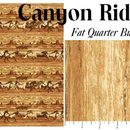 Canyon Ridge Fat Quarter Bundle-0