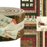 Holiday In The Pines Moda Jelly Roll-0