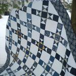 Midwest / Indigo Crossing Quilt Kit-0