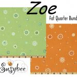 Zoe Fat Quarter Bundle or Yardage-0