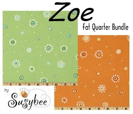 Zoe Fat Quarter Bundle or Yardage-0