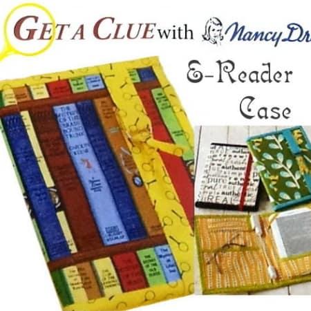 Get a Clue Nancy Drew E-Reader Case Kit-0