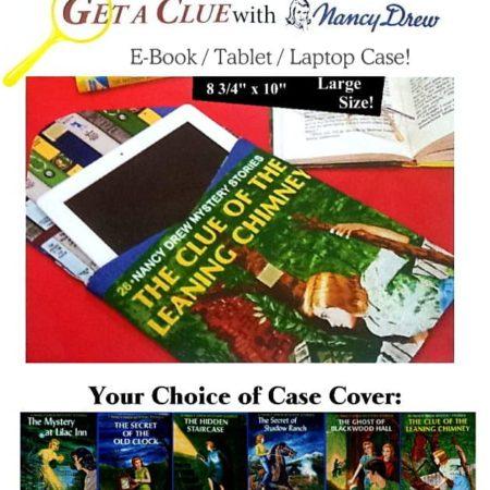 Nancy Drew Laptop / Tablet Kit-0