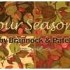 """Four Seasons 2.5"""" Charm Pack + FREE-15606"""