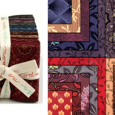 Civil War Jubilee Fat Quarter Bundle-0