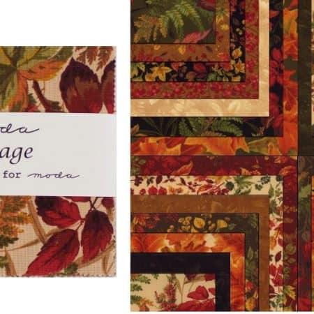 "Foliage 5"" Charm Pack-0"