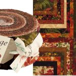 Foliage Moda Jelly Roll-0