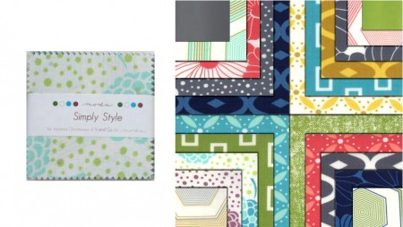 "Simply Style 2.5"" Charm Pack-0"