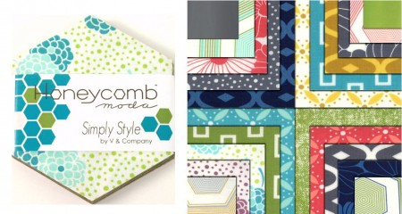 Simply Style Moda Honeycomb + Free-0