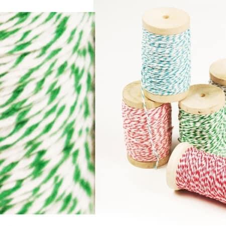 Baker's Twine - Moda - Green-0