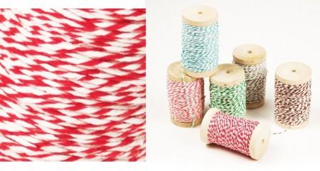 Baker's Twine - Moda - Red-0