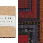 "Wool Needle Flannels II 5"" Charm Pack-0"