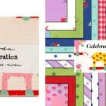 "Celebration 5"" Charm Pack-0"