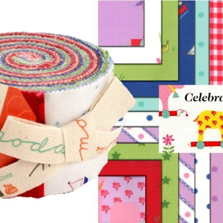 Celebration Junior Moda Jelly Roll - Boy-0