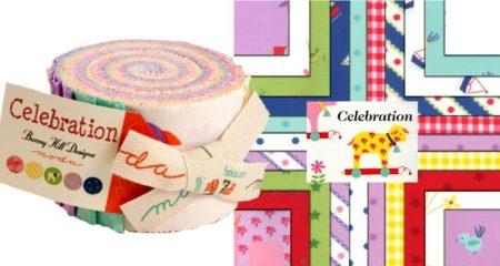 Celebration Junior Moda Jelly Roll - Girl-0
