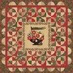 Wintergreen Quilt Pattern-0