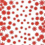 Winter's Lane Poinsettias - 13091 16 - Snow-0