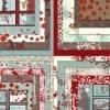 Winter's Lane Fabric Panel + FREE PATTERN-15789