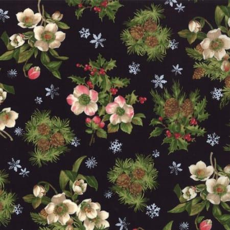 Winter Elegance - 32671 15 - Midnight Black-0