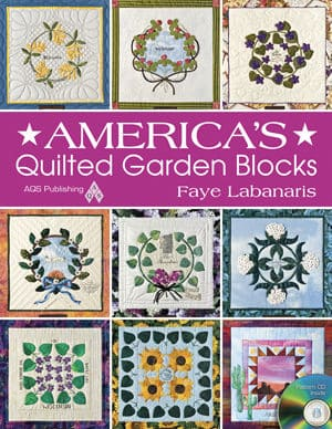 America's Quilted Garden Blocks-0