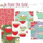 In From The Cold Fat Quarter Bundle or Yardage-0