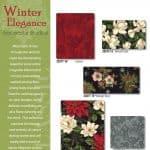 Winter Elegance Fat Quarter Bundle-0