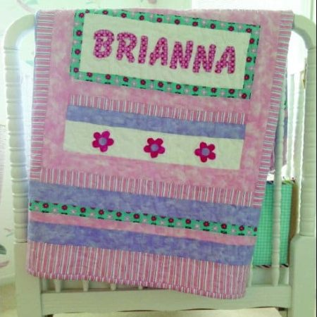 My Granddaughter's Quilt - Quilt Kit-0